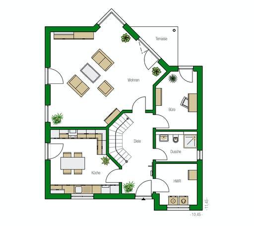 Helma - Bremen Floorplan 1