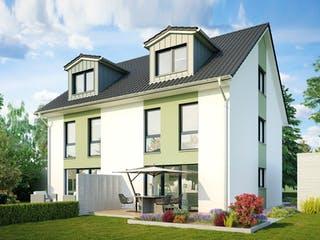 Bristol von HELMA Eigenheimbau AG Außenansicht 1