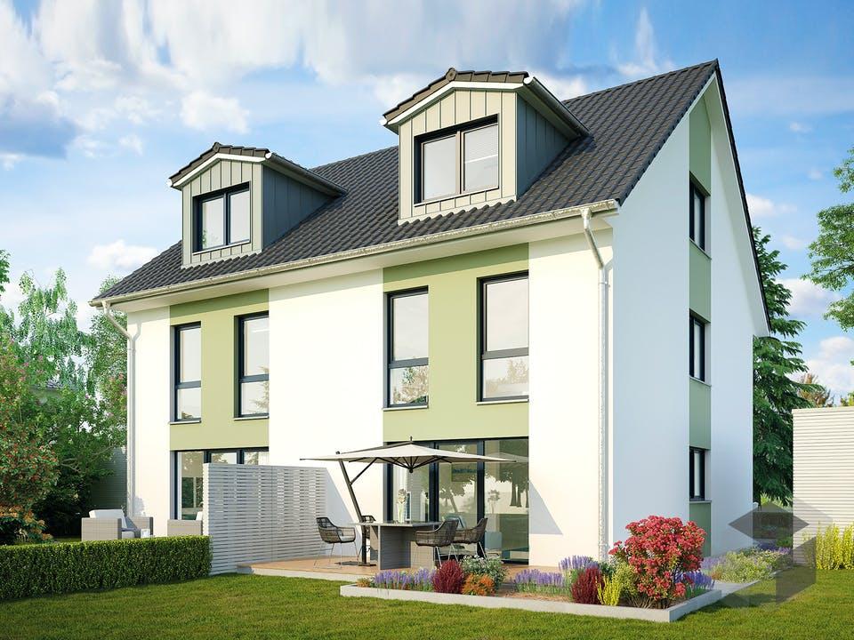Bristol von HELMA Eigenheimbau AG Außenansicht