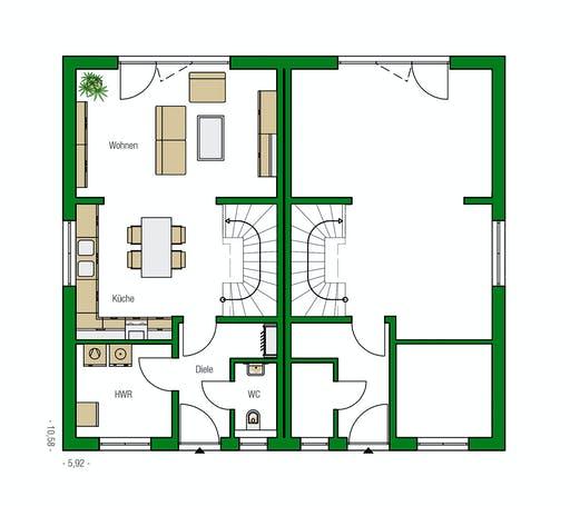 Helma - Bristol Floorplan 1