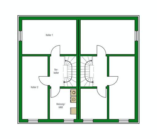Helma - Bristol Floorplan 4