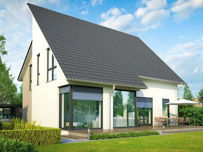 Brüssel von HELMA Eigenheimbau AG Außenansicht 1