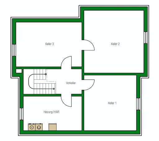 Helma - Brüssel Floorplan 3