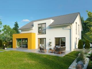 Colmar von HELMA Eigenheimbau Außenansicht 1