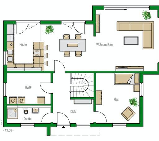 Helma - Colmar Floorplan 1