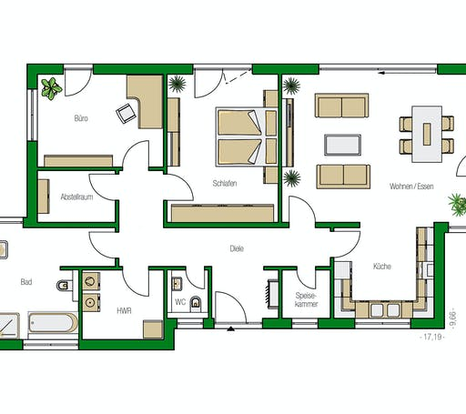 Helma - Cuxhaven Floorplan 1