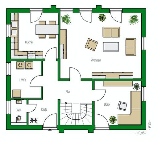 Helma - Dresden Floorplan 1