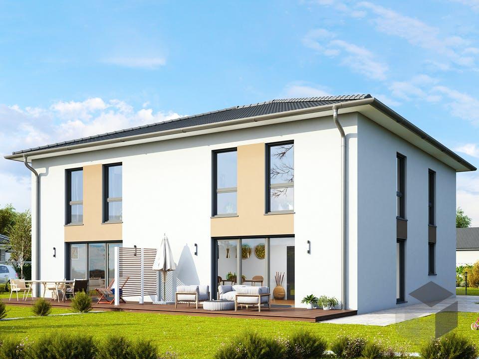 Dublin von HELMA Eigenheimbau Außenansicht