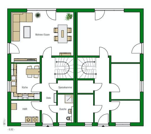 Helma - Dublin Floorplan 1