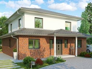 Florenz von HELMA Eigenheimbau Außenansicht 1
