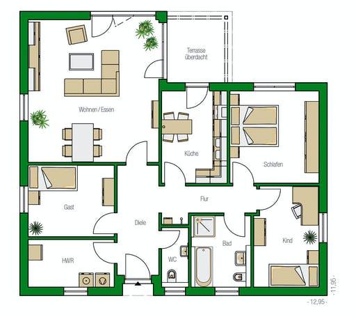 Helma - Freiburg Floorplan 1