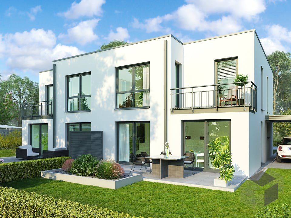 Glasgow von HELMA Eigenheimbau AG Außenansicht