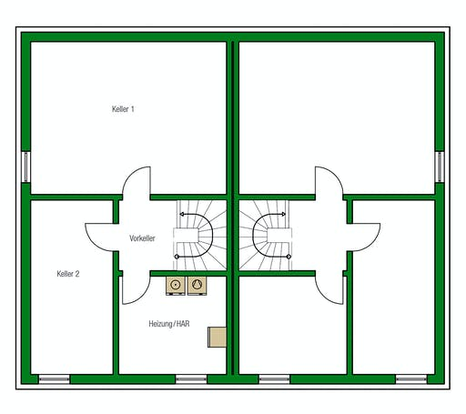 Helma - Glasgow Floorplan 3