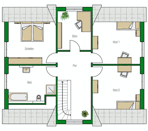 Helma - Hamburg Floorplan 2