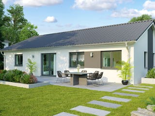 Kolding von HELMA Eigenheimbau Außenansicht 1