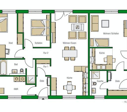Helma - Kolding2 Floorplan 1