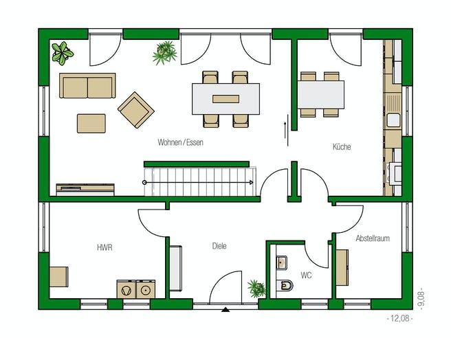 Helma - Konstanz Floorplan 1