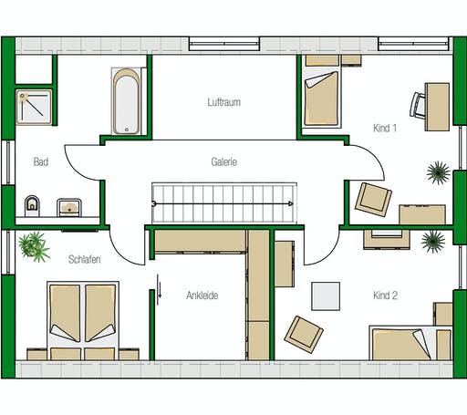 Helma - Lübeck 1 Floorplan 2