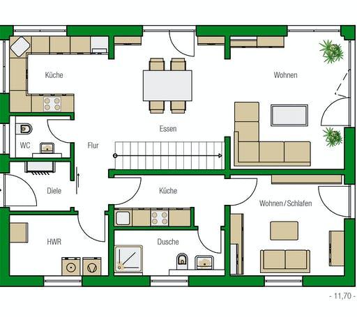 Helma - Lübeck 2 Floorplan 1