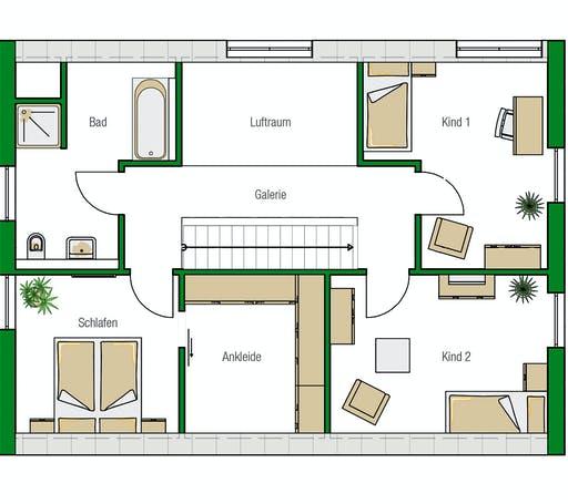 Helma - Lübeck 2 Floorplan 2