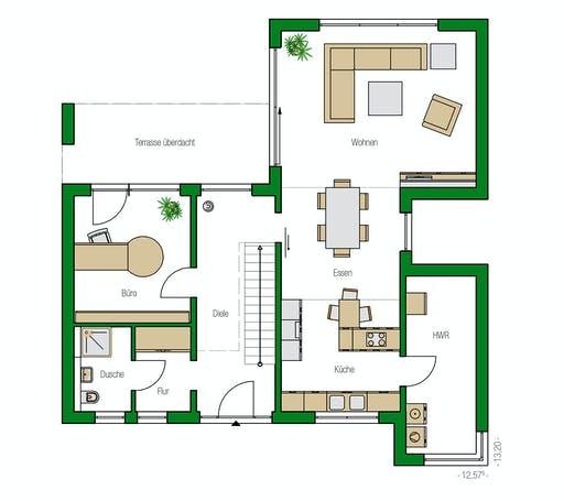 Helma - Lugano Floorplan 1