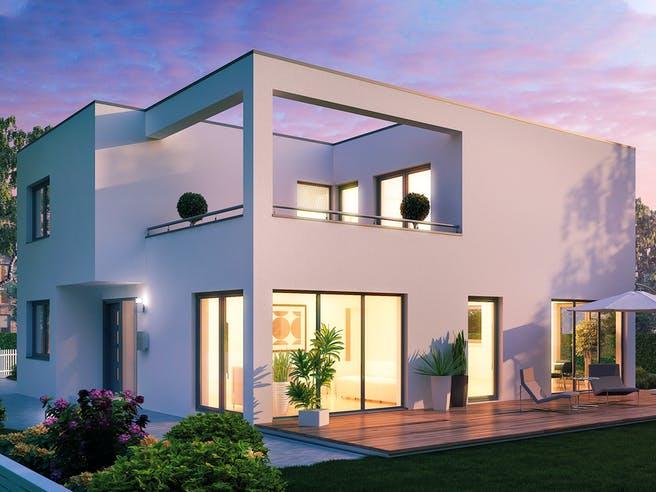 Madrid von HELMA Eigenheimbau AG Außenansicht 1