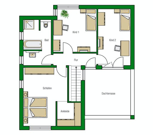 Helma - Madrid Floorplan 2