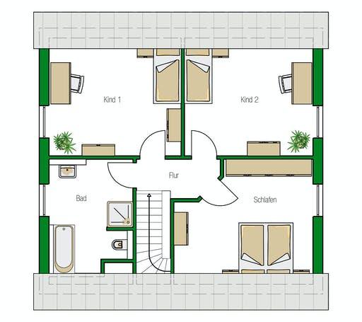 Helma - Mailand Floorplan 2