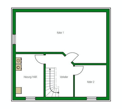 Helma - Mailand Floorplan 3