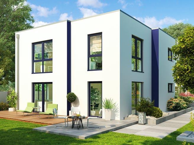 Malaga von HELMA Eigenheimbau AG Außenansicht 1