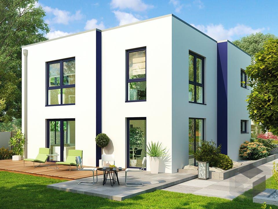 Malaga von HELMA Eigenheimbau AG Außenansicht