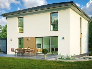 Modena von HELMA Eigenheimbau Außenansicht 1