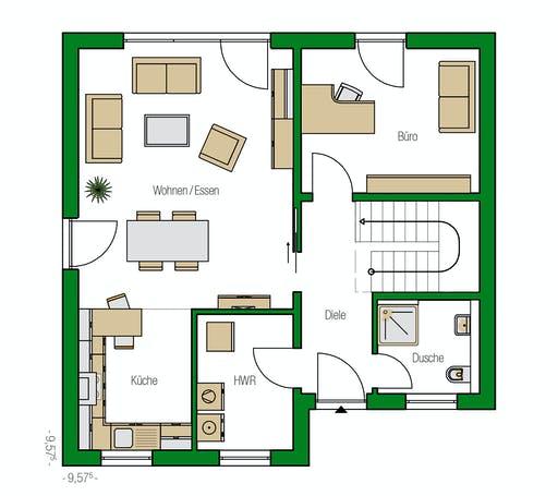 Helma - Modena Floorplan 1