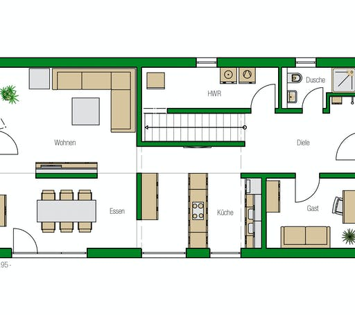 Helma - Nürnberg Floorplan 1