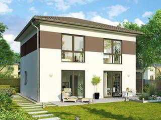 Potsdam von HELMA Eigenheimbau Außenansicht 1