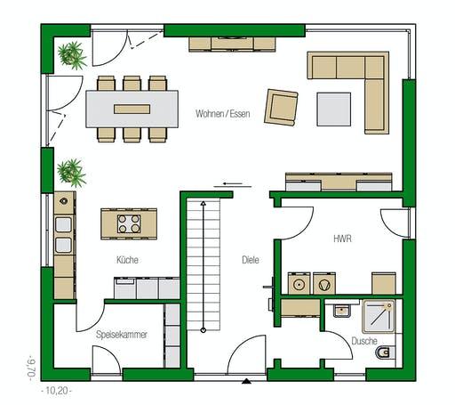 Helma - Ravenna Floorplan 1