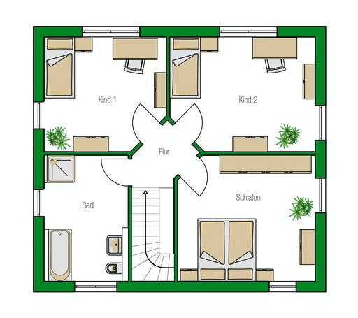 Helma - Toulouse Floorplan 2