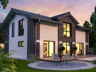 Trient von HELMA Eigenheimbau Außenansicht 1
