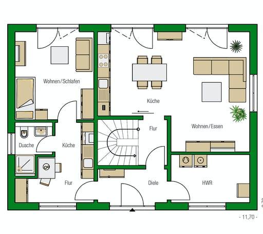 Helma - Trient2 Floorplan 1