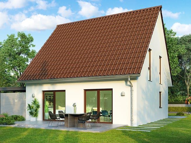 Turin von HELMA Eigenheimbau AG Außenansicht 1