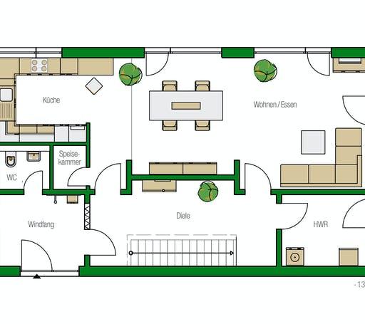 Helma - Valencia Floorplan 1