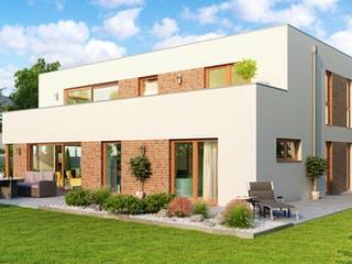 Venlo von HELMA Eigenheimbau Außenansicht 1