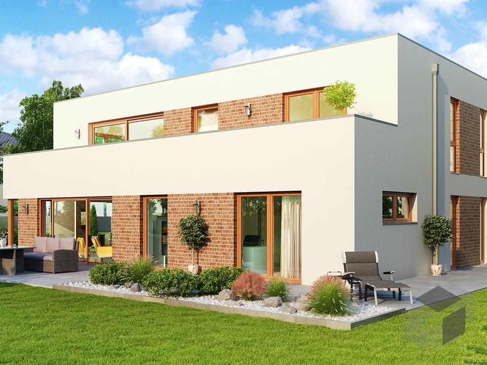 Venlo von HELMA Eigenheimbau Außenansicht