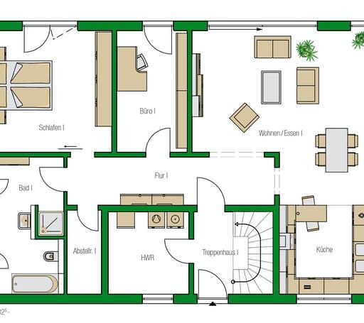 Helma - Venlo Floorplan 1