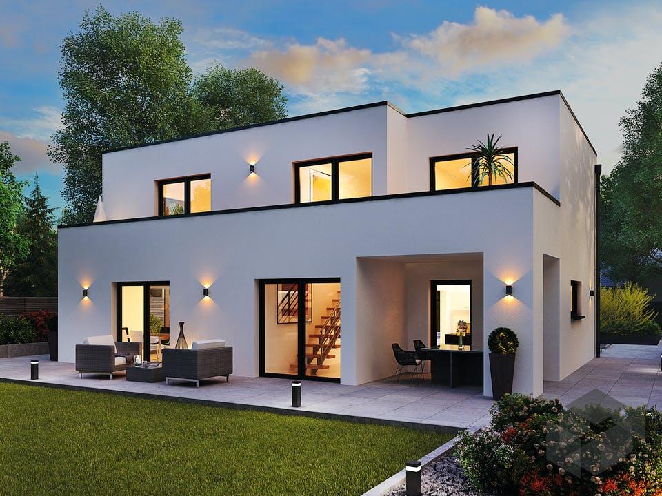 Weimar von HELMA Eigenheimbau Außenansicht
