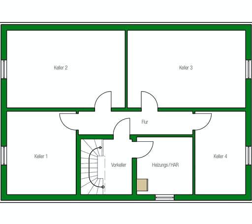 Helma - Zürich Floorplan 3