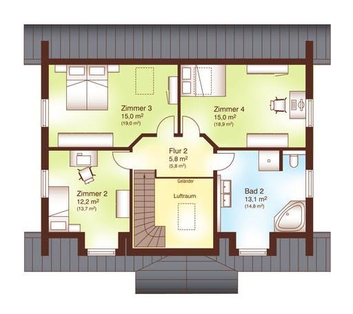 Helsingör Floorplan 2