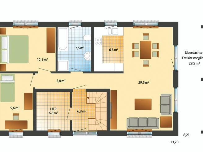 Helsinki Floorplan 01