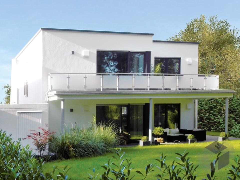 Berlin von HelSti Massivhaus Außenansicht