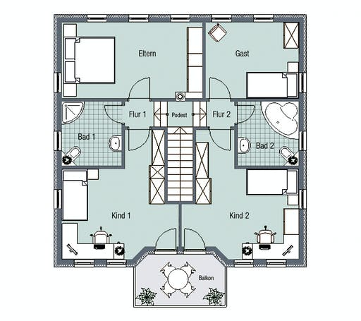Helsti Florenz Floorplan 2